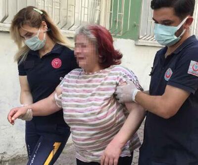 Doğal gazı açıp intihara kalkıştı, polis ikna ederek hastaneye götürdü