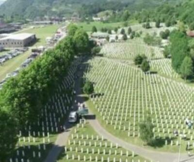 Hollanda'dan Srebrenıtsa tazminatı