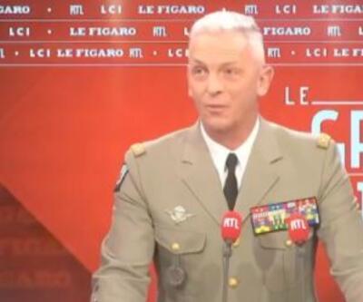 Fransa'da orduda istifa depremi