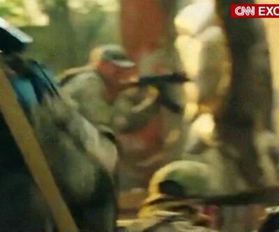 CNN Rus paralı askerlerin savaş suçu izini sürdü