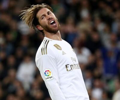 Sergio Ramos Real Madrid'den ayrıldı