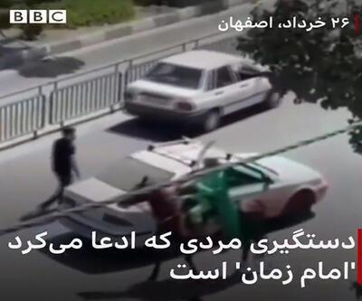 """İran'da """"sözde mehdi"""" paniği"""