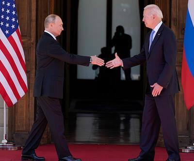 Biden ve Putin ilk kez yüz yüze görüştü
