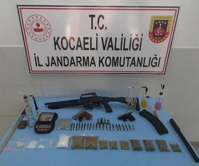 İzmit'te uyuşturucu operasyonu
