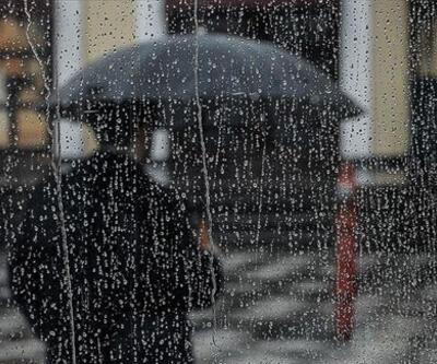 Son dakika... Meteoroloji'den İstanbul ve Trakya için 'kuvvetli yağış' uyarısı