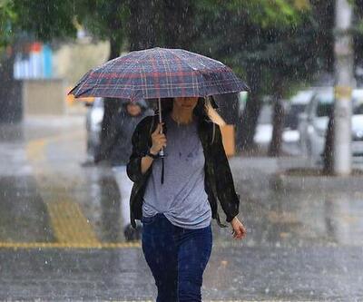 18 Haziran 2021 Hava Durumu: Meteoroloji'den kuvvetli yağış uyarısı