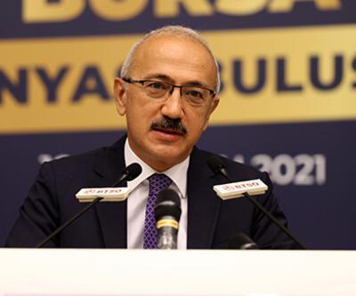 SON DAKİKA... Hazine ve Maliye Bakanı Elvan: Asla enflasyon hedefimizden kopmayacağız