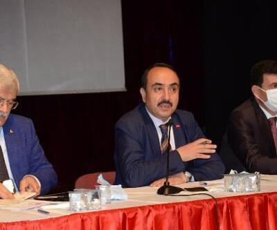 Tarım Bakan Yardımcısı Burdur'da