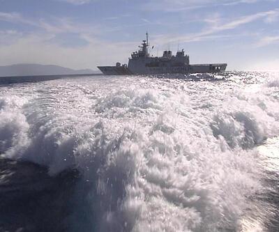 Sahil Güvenlik Komutanlığı Mavi Vatan'da nöbette