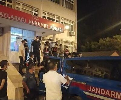 Göçmen kaçakçılarına operasyonda 8 tutuklama