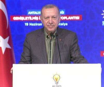 Erdoğan'dan İzmir'deki saldırı için ilk açıklama