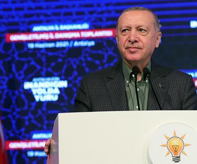 Erdoğan'dan saldırıya kınama