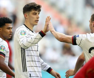 Almanya'dan Portekiz'e 4 gol