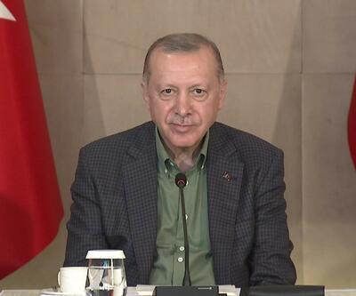 SON DAKİKA: Cumhurbaşkanı Erdoğan'dan aşı tedariği açıklaması: Gayet iyi durumdayız