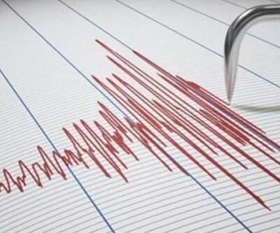 Son dakika haberi: İzmir Körfezi'nde korkutan deprem
