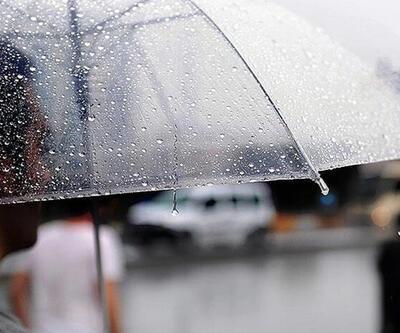 Bazı bölgelere kuvvetli yağış uyarısı! 21 Haziran 2021 Pazartesi hava durumu