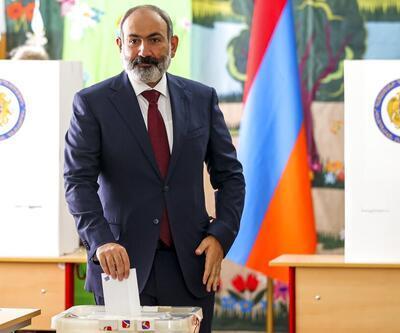 Ermenistan'daki seçimi Paşinyan'ın partisi kazandı