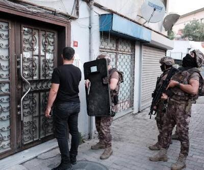 İstanbul'da 6 ilçede uyuşturucu şebekesine operasyon: 32 gözaltı