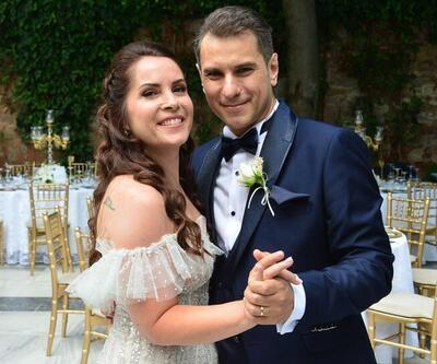 Sevinç Erbulak ve Volkan Cengen evlendi
