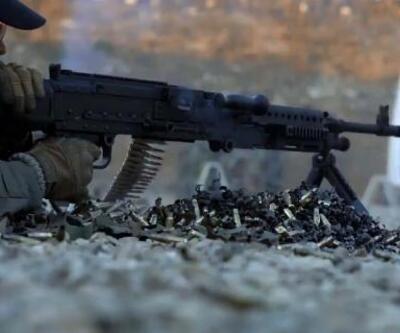 Yerli ve milli makineli tüfeğin ilk teslimatı jandarmaya