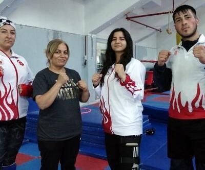 Burdur'dan 5 sporcu Kick Boks Milli Takım seçmelerine davet edildi