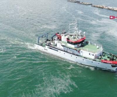 Tübitak gemisi müsilajın çözümü için 24 saat çalışıyor