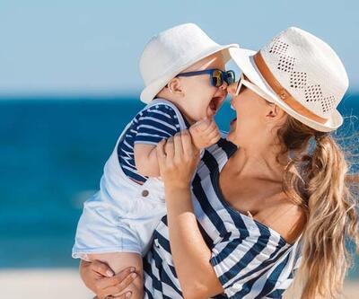 Çocuklarda güneş çarpmasına karşı 8 önlem