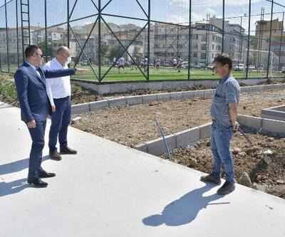 Biga'nın beklediği projeler tamamlanıyor