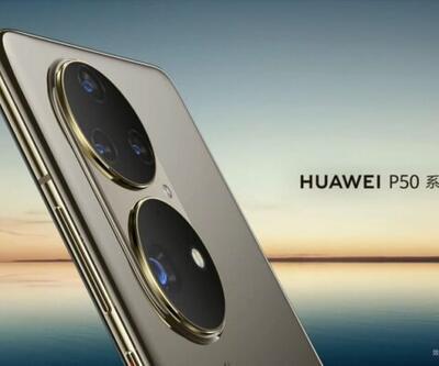 Huawei P50 için tarih belli oldu