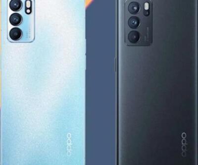 Oppo Reno 6 Z'nin özellikleri sızdırıldı