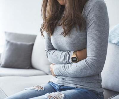 Karın ağrısı yumurtalık kisti belirtisi olabilir