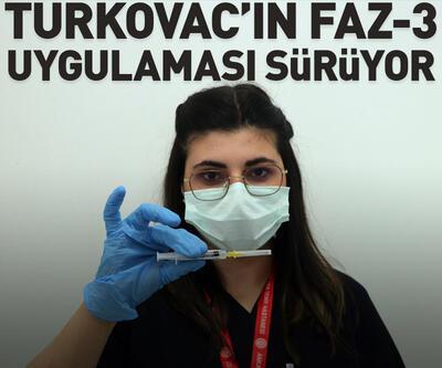Turkovac'ın Faz-3 gönüllü uygulaması sürüyor
