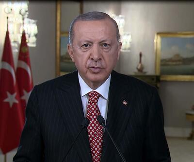 Erdoğan'dan Tacettin Aslan'a tebrik