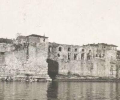 1610 yıllık sarayda restorasyon
