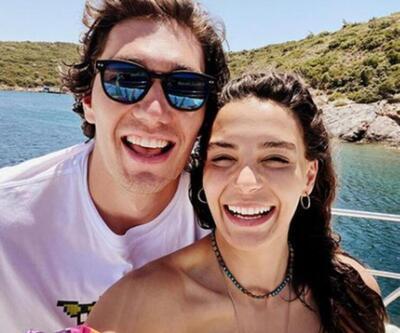 Ebru Şahin ve Cedi Osman evlilik iddialarına cevap verdi
