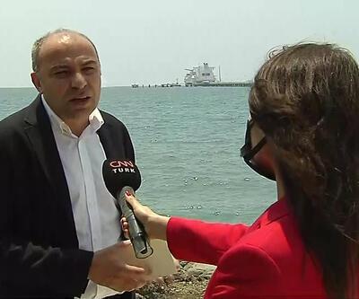 Ertuğrul Gazi yüzer doğalgaz tesisi açılıyor