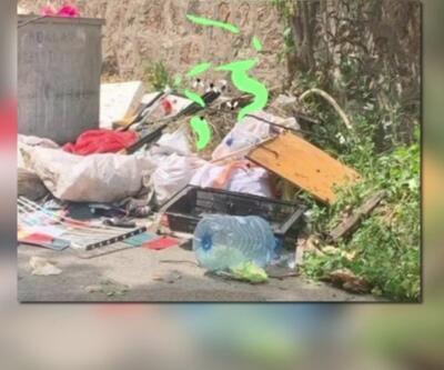 Adalar'da çöp toplama sorunu