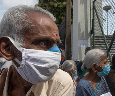 Delta varyantının ortaya çıktığı Hindistan'da gerçek Covid-19 ölümlerinin sayısı 5 kat fazla