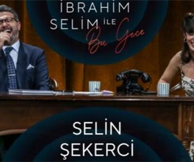 İbrahim Selim ile Selin Şekerci aşk mı yaşıyor?