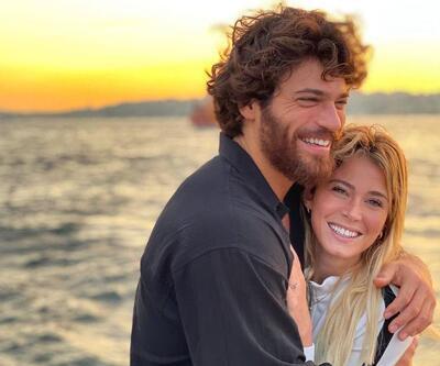 Can Yaman ve Diletta Leotta aşk tatilinde