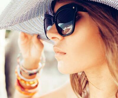 6 adımda gözlerinizi güneşten koruyun!