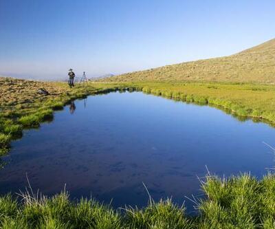 Tunceli'deki 3 bin 500 rakımlı 'Elmalı Yaylası' doğal güzellikleriyle hayran bırakıyor