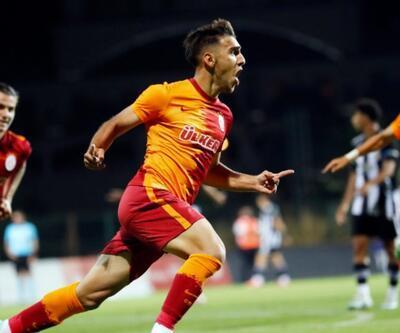 Galatasaray uzatmada turladı