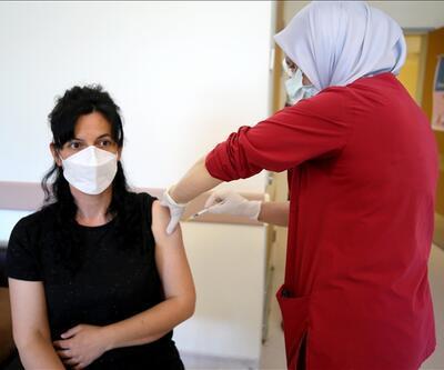 Türkiye geneli en çok aşı yapılan illerde  Kırklareli 3'üncü  Edirne 4'üncü