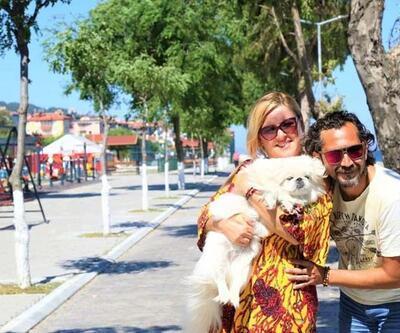 Evlerini karavana yükleyen çift Türkiye turu yapıyor