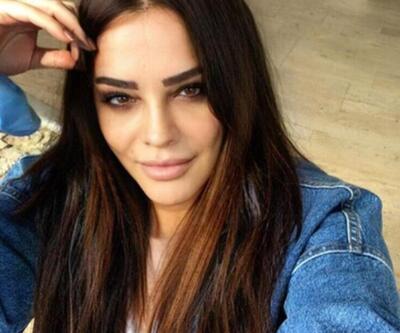 Reyhan Karaca pozuyla magazin gündemine geldi