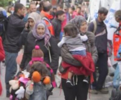 Suriyelilere ab desteği
