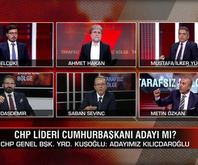 CHP lideri cumhurbaşkanı adayı mı? İmamoğlu mu, Kılıçdaroğlu mu? CHP'de Baykal karşıtları mı var? Tarafsız Bölge'de konuşuldu