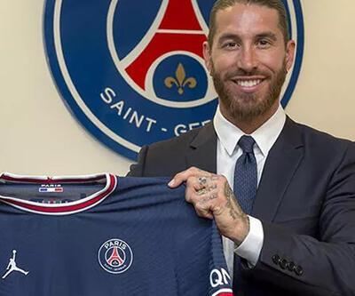 PSG, Sergio Ramos'u resmen açıkladı