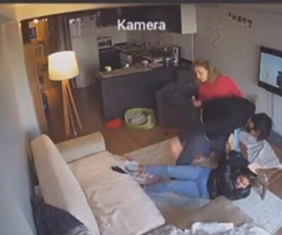 Kameralar kayıttaydı: Kadına şiddete 3 ay 22 gün hapis
